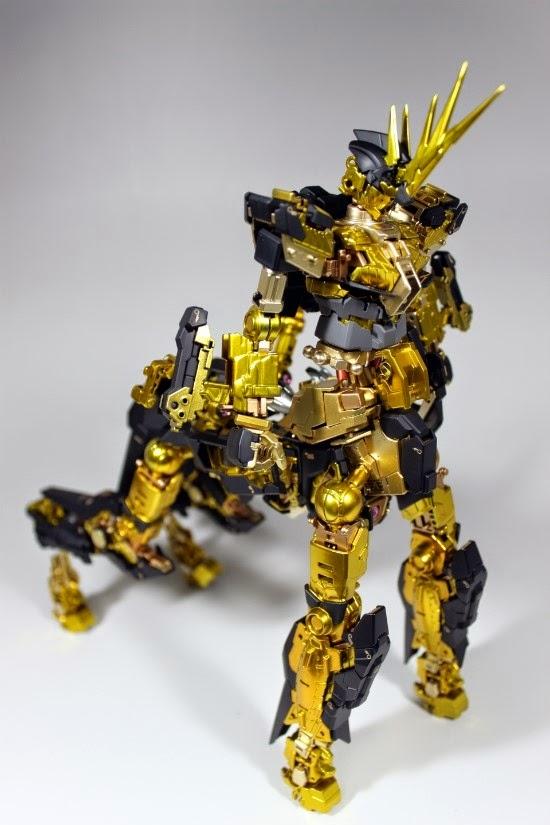 Gundam Guy Mg 1 100 Unicorn Gundam 02 Banshee Beast Mode Custom