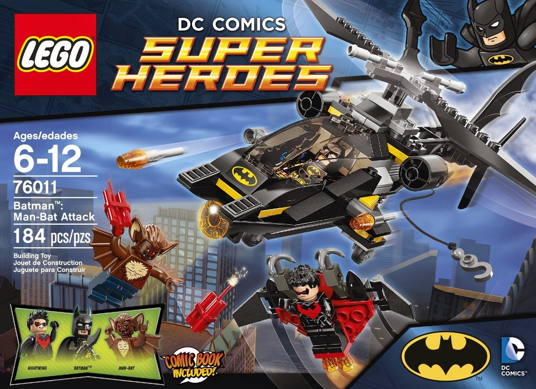 Lego Batman Sets 2014: The Minifigure Collector: Lego DC Heroes Universe