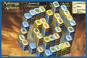 Mahjong Alchemy (Kartenspiel)