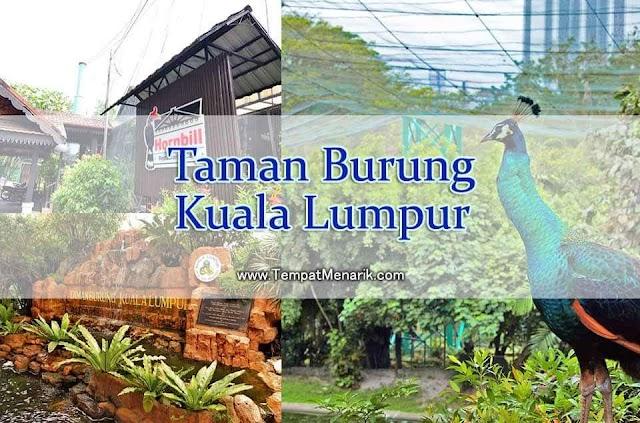 Taman Burung Kuala Lumpur di Taman Tasik Perdana
