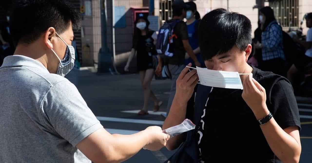 違者開罰!8/17起台南市😷必須戴口罩區域列表|強制實施~違者開罰