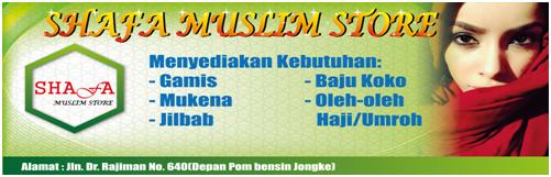 Lowongan Kerja Penjaga Toko Di Shafa Muslim Store Solo Portal Info Lowongan Kerja Terbaru Di Solo Raya Surakarta 2021