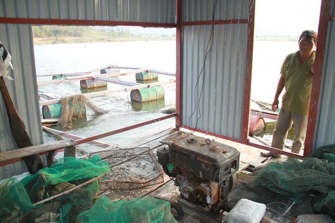 Gia Lai: Đầu tư 2,2 tỉ đồng nuôi cá, thu... 7 triệu
