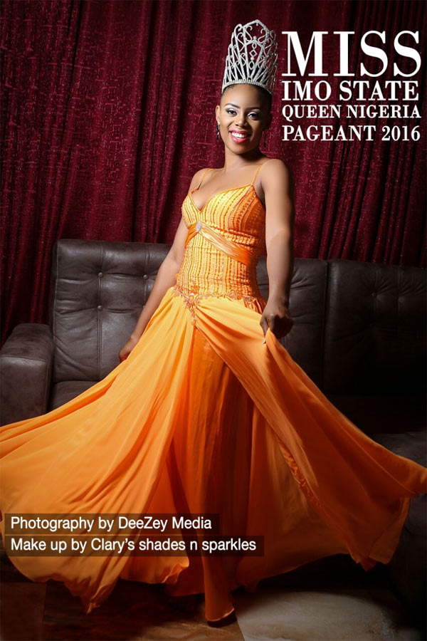 Miss Imo State Queen Nigeria Jecinta Okonkwo stuns in new photos