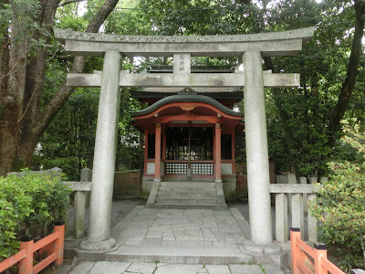 八坂神社疫神社