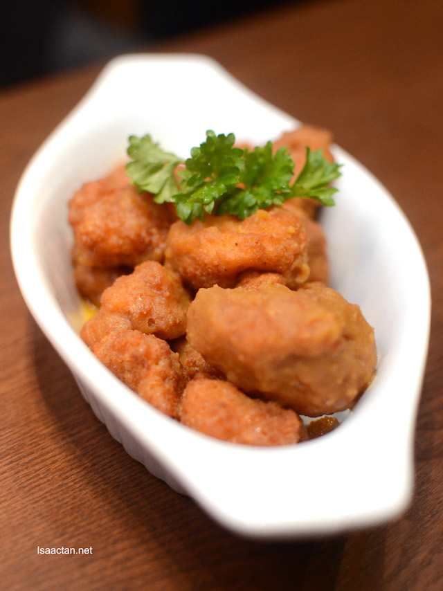 Tomyam Popcorn Chicken - RM16