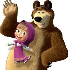 kisah nyata masha & the bear