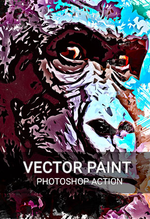 Vector Photoshop Action - 24