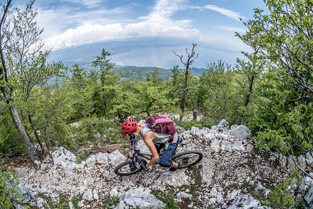 Radrouten - Durch den Naturpark Ucka