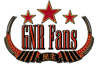 GNR Fans - Guns N' Roses Fan Site
