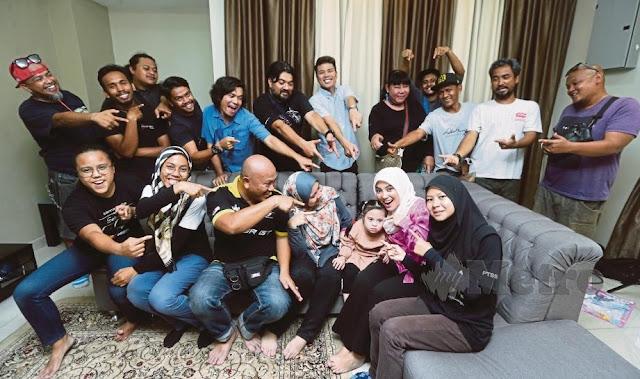 Cereka Ahad Sinar Ramadan Untuk Amanda