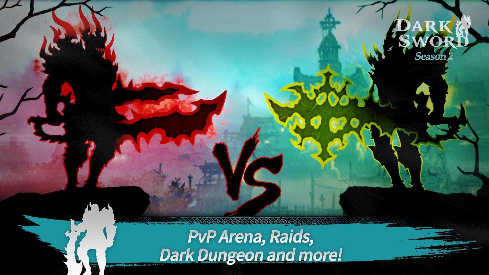 Dark Sword Season 2 MOD APK