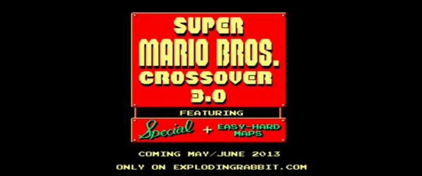 Super Mario Crossover 3.0 Trailer