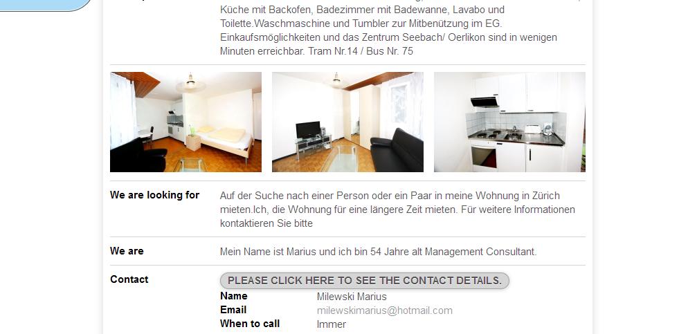 Wohnungsbetrug Blogspot Com Milewskimarius Hotmail Com Alias