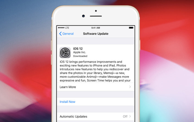 نظام التشغيل 12 iOS مثبت الآن على 50٪ من الأجهزة النشطة