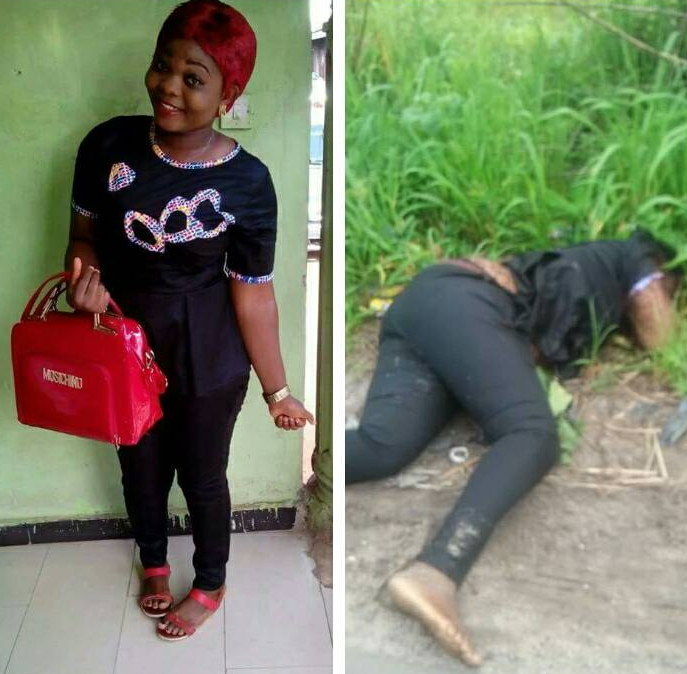 ritualists kill lady ughelli delta state