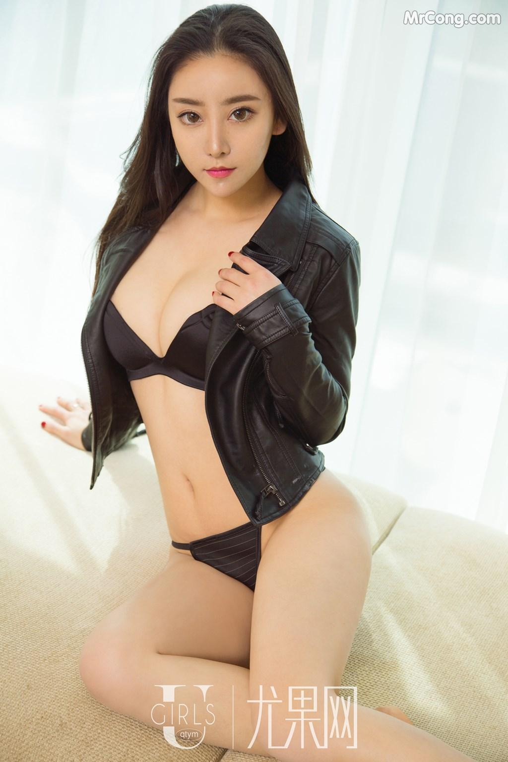 Image UGIRLS-U369-Han-Mo-Yu-MrCong.com-002 in post UGIRLS U369: Người mẫu Han Mo Yu (韩沫瑜) (66 ảnh)