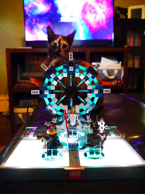 lego dimensions wizard of oz instructions