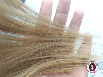 OGX Coconut Oil Weightless Hydrating Mist Review and Care For Bleached Hair