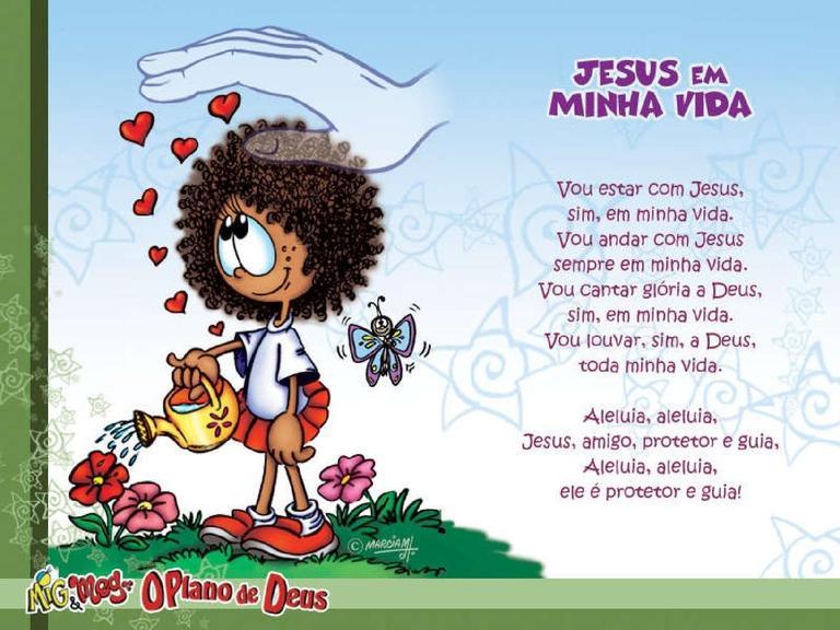 """O Amor Da Sua Vida Sou Eu Karaoke 01: """"Minha Herança"""": * Cantata De Natal Com Mig E Meg"""