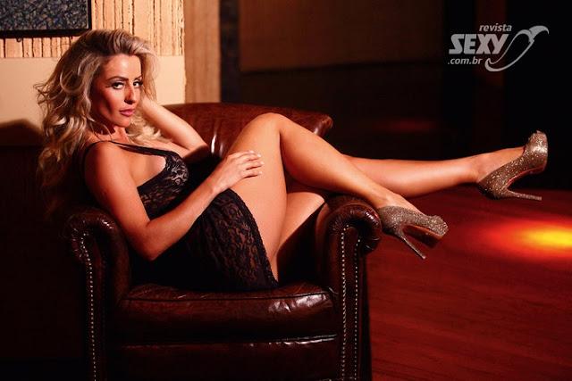 Fotos de  Alice Ramos nua pelada na Sexy