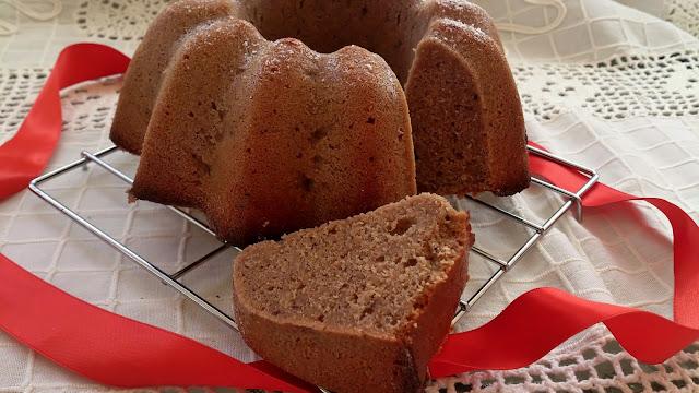 BUNDT CAKE BIZCOCHO POLVORONES
