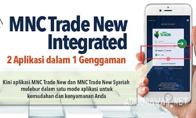 Aplikasi Trading Saham Online di MNC Sekuritas