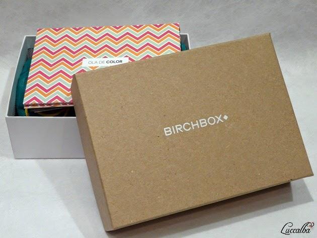 Birchbox Junio 2014