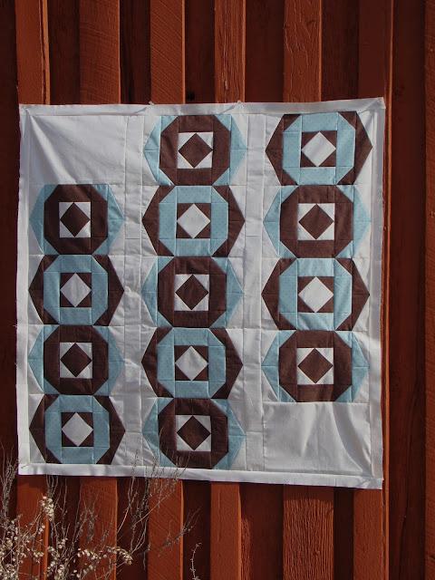 EvaPaige Quilt Designs Hexies a la Mode pattern