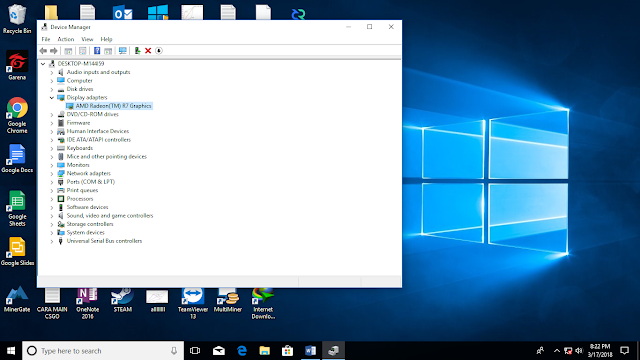 Update Driver Windows 10 Secara Manual - Proses