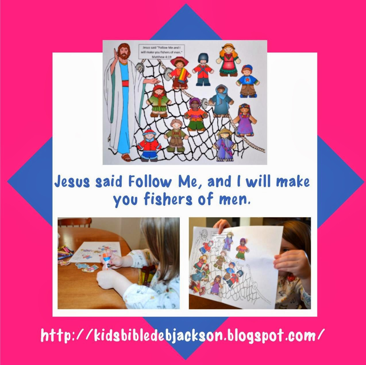 Bible Fun For Kids Jesus Has Breakfast Amp Returns To Heaven