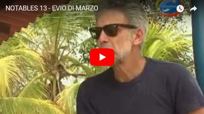 Evio di Marzo trabajaba como taxista y dijo que no lo contrataban por sus críticas a Maduro