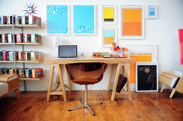 Home Office For One Person ! Home Decor