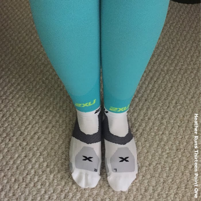 0767a6632d Heather Runs Thirteen Point One: love to (de)compress in 2xu calf ...