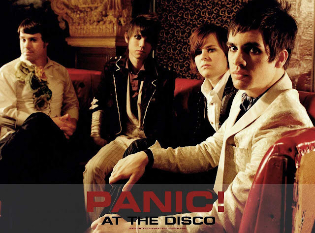Gambar Sejarah Berdiri Band PANIC! AT THE DISCO