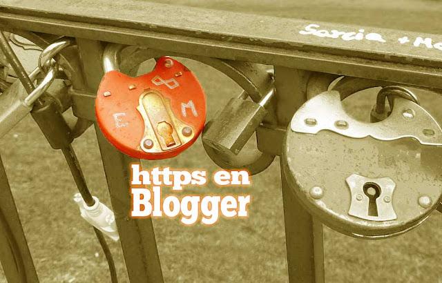 https en Blogger