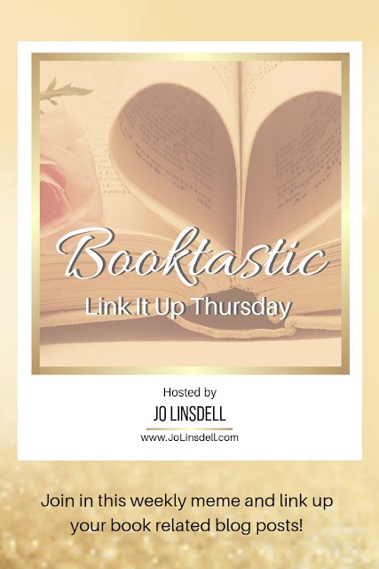 Booktastic Thursday Link Up: A link up for book bloggers
