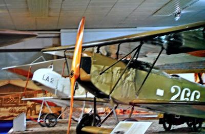samolot myśliwski niemcy Fokker D-VII