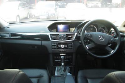 Interior Mercy W212 E-Class Prefacelift