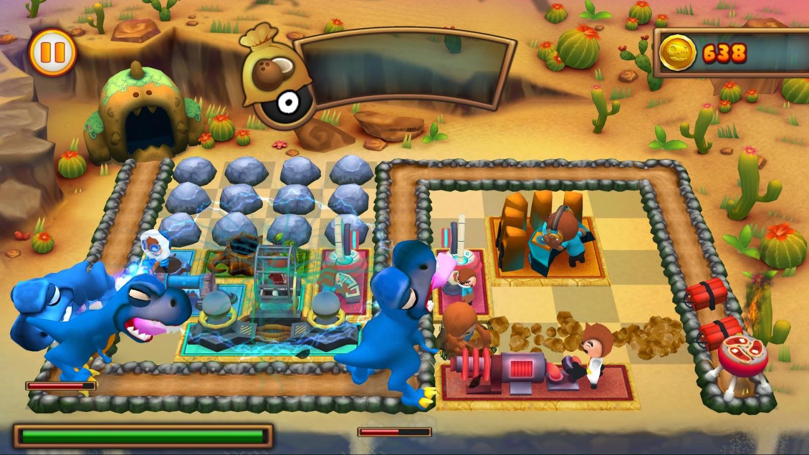 dinosaur gamepley free games