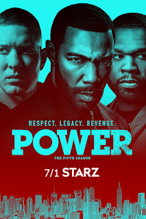 Power season five 5 poster