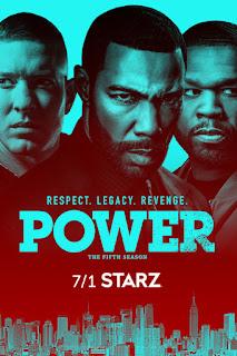 Power season five 5 poster