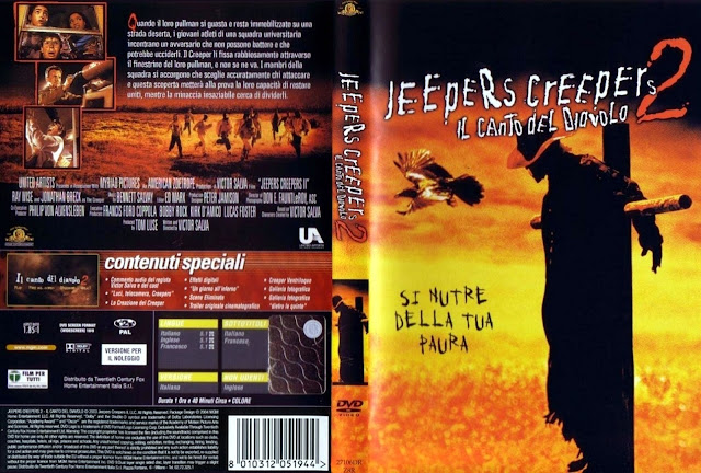 Jeepers creepers 2 hindi dubbed watch online / Zadelpijn en ander