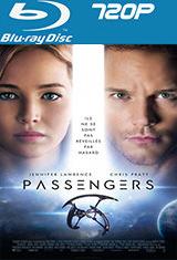 Pasajeros (Passengers) (2016) BRRip 720p / BDRip m720p