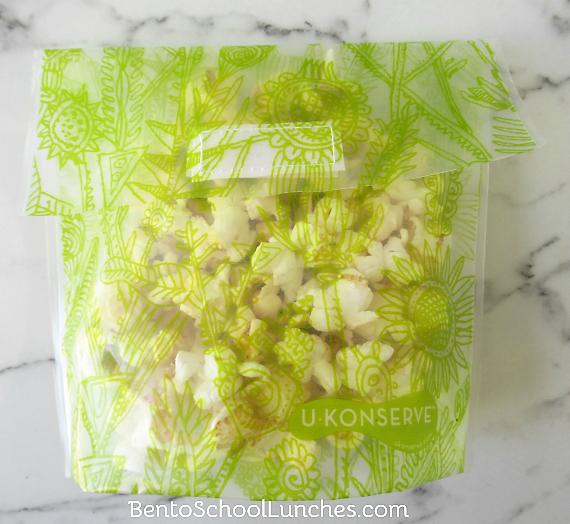 U Konserve reusable food kozy snack bag review