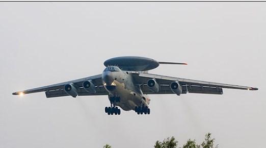 Militer India Pasok Sistem Canggih AWACS Phalcon Dari Israel