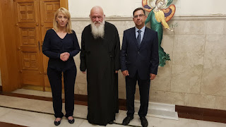 Κοινές πρωτοβουλίες Εκκλησίας της Ελλάδος-Περιφέρειας Αττικής για τη στήριξη των πυροπαθών