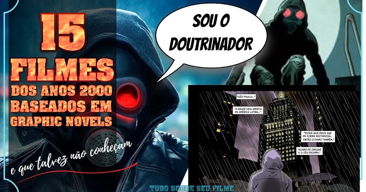 Tem Na Web - 15 FILMES DOS ANOS 2000 BASEADOS EM GRAPHIC NOVELS