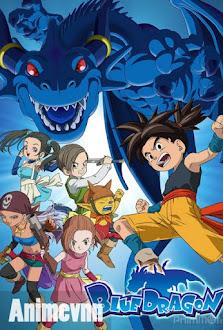 Blue Dragon -  2007 Poster