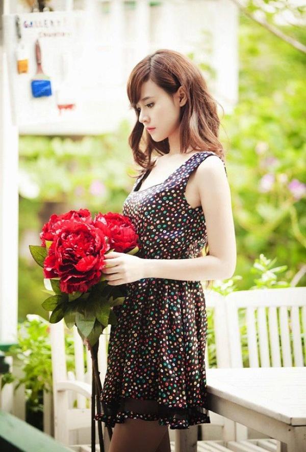 Hình ảnh hot girl Midu mới nhất 2013, hot girl Midu